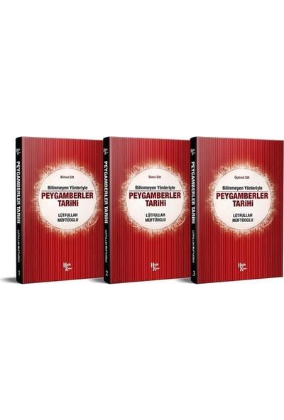 Peygamberler Tarihi Seti (3 Kitap) - Lütfullah Müftüoğlu