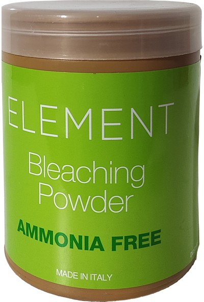 Element Amonyaksız Toz Saç Açıcı 500 gr