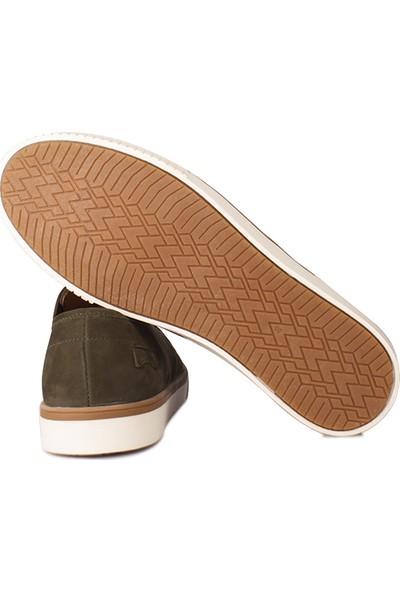 Kalahari 852702 677 Erkek Haki Nubuk Büyük Numara Ayakkabı