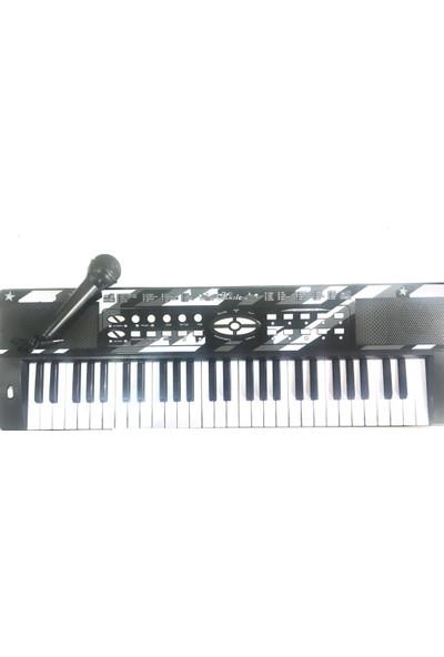 HS 54 Tuşlu Mikrofonlu Org Çocuk Piyano Karaoke