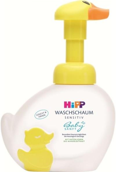 Hipp Babysanft Bebek El Yıkama Köpüğü 250 gr x 3 Adet
