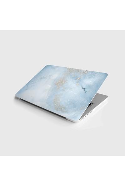 Jasmin Laptop Sticker Notebook Kaplama Etiketi Soyut Okyanus