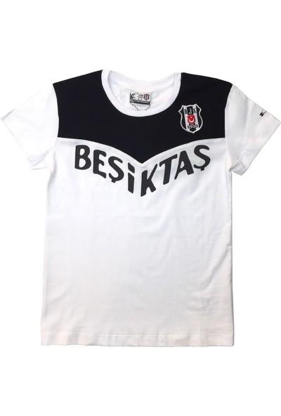 Beşiktaş Lisanslı Çocuk Tişört