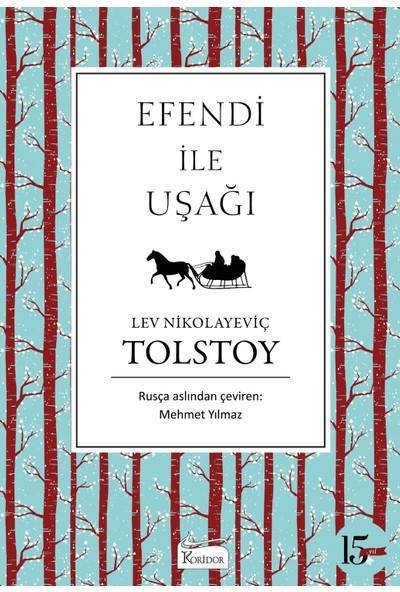 Efendi İle Uşağı (Bez Ciltli) - Lev Nikolayeviç Tolstoy