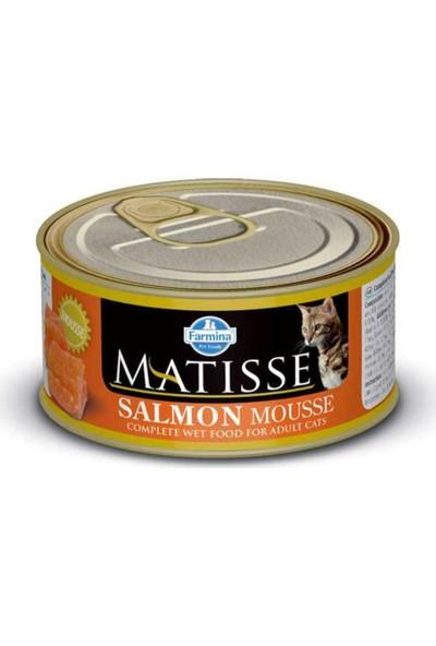 Matisse Somonlu Konserve Yetişkin Kedi Maması 85 gr
