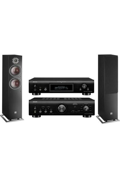 Denon Pma&dnp 800/DALI Oberon 7 Stereo Müzik Sistemi