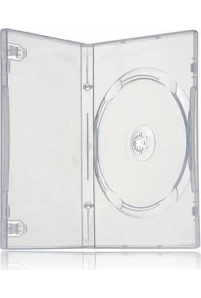 Dms Tekli Şeffaf Ince DVD Kutusu