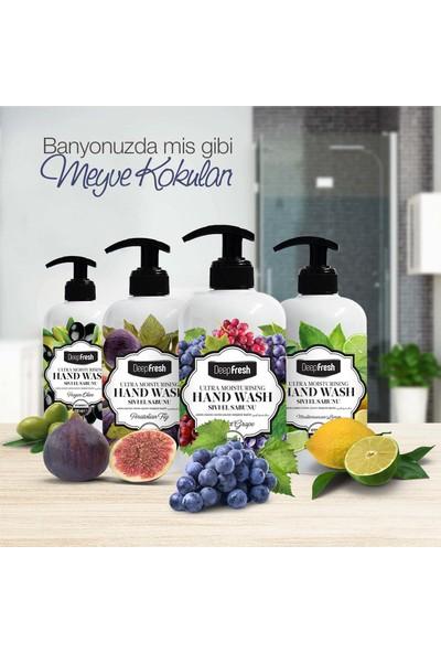 Deep Fresh Garden Nemlendirici Sıvı Sabun Karma Paket 4 x 500 ml