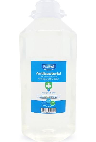 Deep Fresh Antibakteriyel Sıvı Sabun 2500 ml