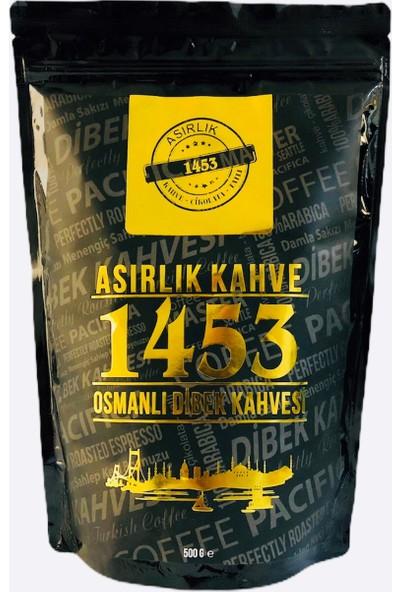 Asırlık Kahve 1453 Osmanlı Dibek Kahvesi 500 gr