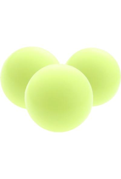 Parafinn Pvx+ Juggling Ball 3 Top Set 90MM + Taşıma Çantası