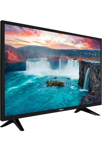 """Vestel 39H8400 39"""" 98 Ekran Uydu Alıcılı HD Ready LED TV"""