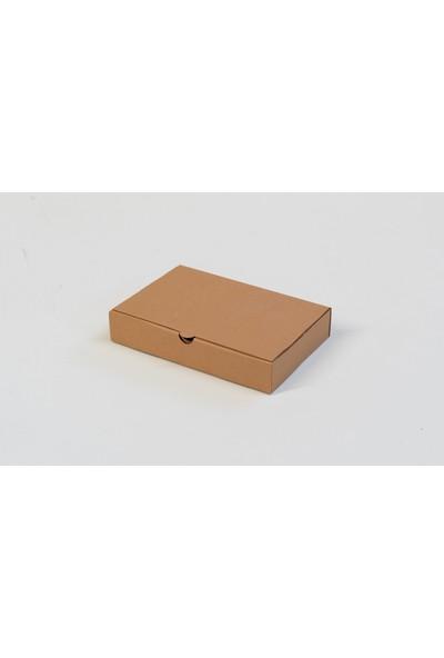 Kutuavm Pide Kutusu 28x19x5 cm Kraft 500 Adet