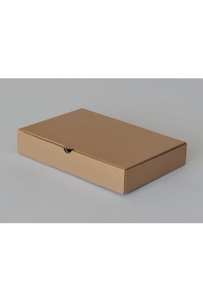 Kutuavm Pide Kutusu 28x20x5 cm Kraft 1000 Adet