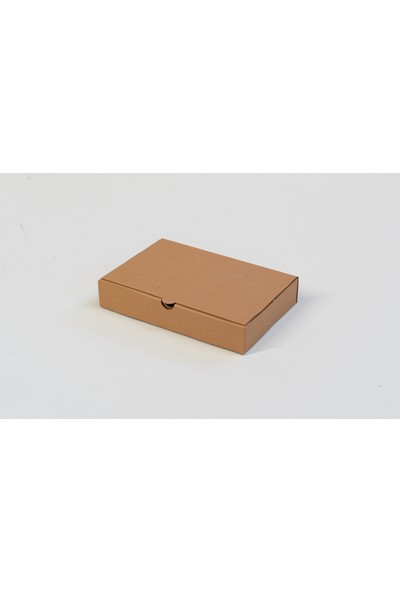 Kutuavm Pide Kutusu 28x19x5 cm Kraft 100 Adet