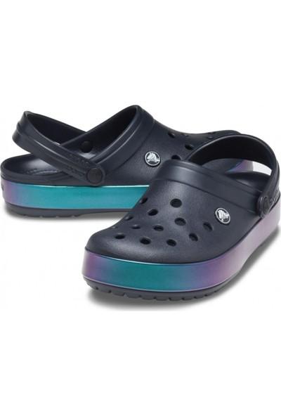 Crocs Irıdescent Band Spor Terlik Sandalet 206595-001