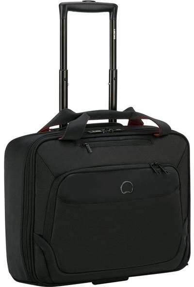 Delsey Parvıs Plus Çekçekli Çanta – Notebook Bölmeli