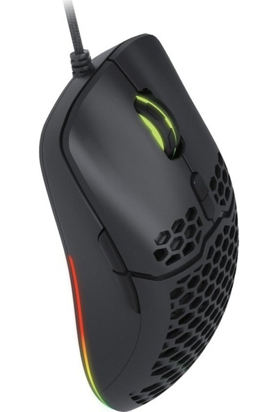 Gamebooster M700 Air-Force Rgb Ultra Hafif Profesyonel Oyuncu Mouse