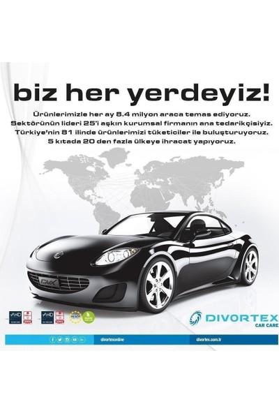 Divortex Dvx Wash Berry Ph Nötr + Dvx Lüks Kuzu Postu Özel Yıkama Eldiveni