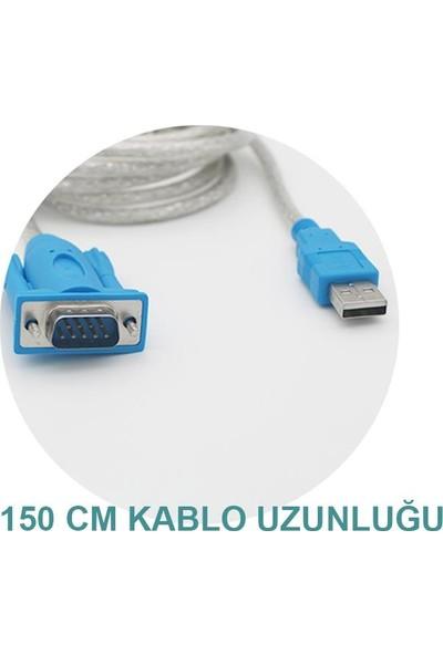 Tenon USB To RS232 Dönüştürücü Kablo - 1.5m