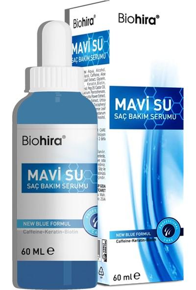 Biohira Mavi Su Saç Bakım Serumu