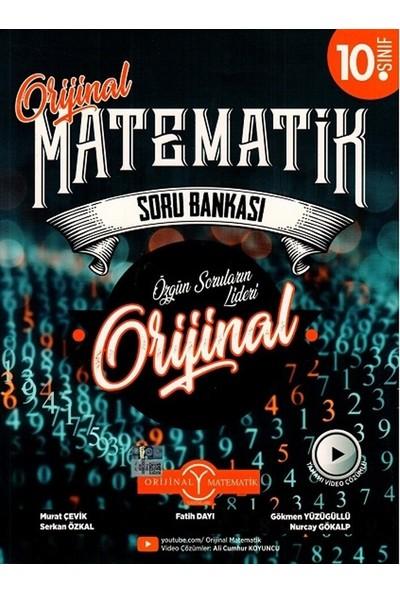 Orjina Yayınları 10. Sınıf Matematik Soru Bankası