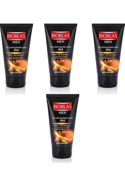 Bioblas Men Wet Sensation Jöle 150 ml