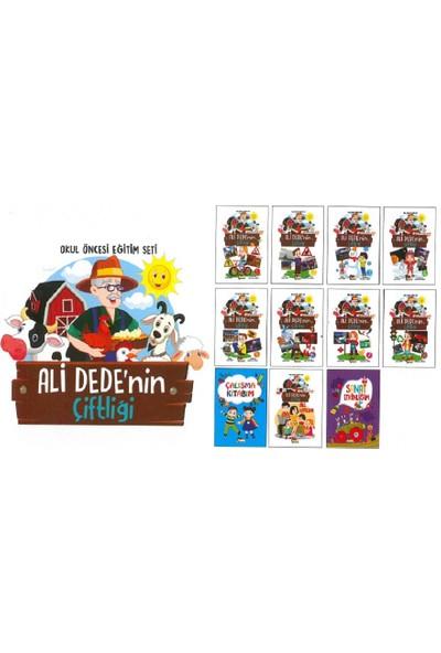 Ali Dede'nin Çiftliği Okul Öncesi Eğitim Seti +48 Ay Ilk Akademi