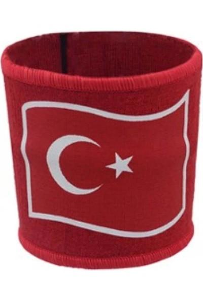 Liggo Türk Bayraklı Prof Cırtlı Kaptan Kolluğu Kaptanlık Pazu Bandı Kolluk