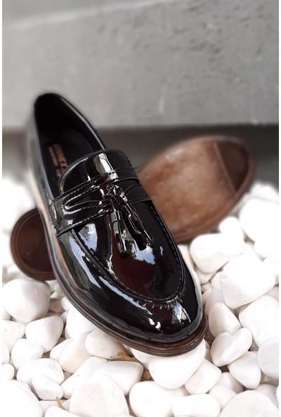 Modafrato Gnx-Cr Rugan Günlük Erkek Ayakkabı Klasik