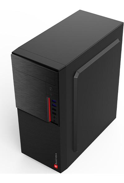 İzoly M104 Intel Core i3 2100 4GB 120GB SSD Freedos Masaüstü Bilgisayar