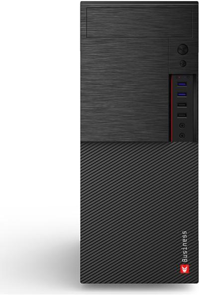 "İzoly M189 Intel Core i5 540 8GB 120GB SSD Freedos 20"" Masaüstü Bilgisayar"