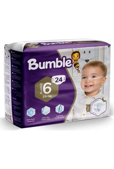 Bumble 6 Numara Bebek Bezi Ikiz Paket