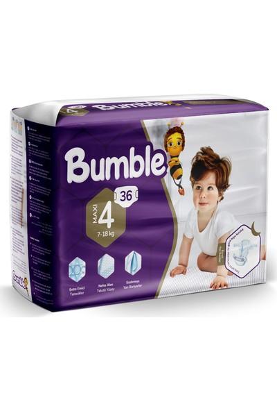 Bumble 4 Numara Bebek Bezi Ikiz Paket