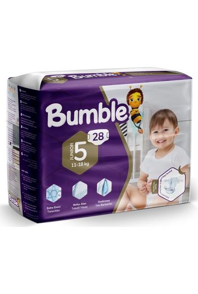 Bumble 5 Numara Bebek Bezi Ikiz Paket