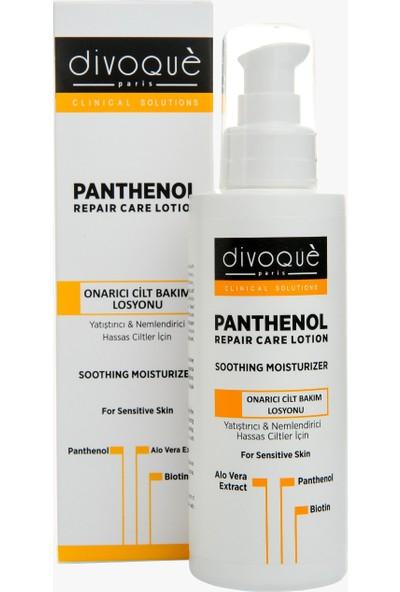 Divoque Panthenol Onarıcı Cilt Bakım Losyonu