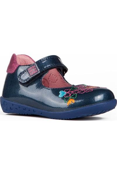 Garvalin 141904 Mavi Kız Çocuk Casual Ayakkabı