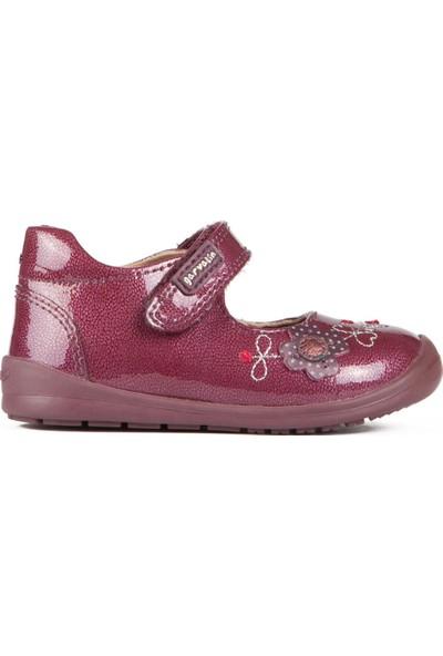 Garvalin 141332 Bordo Kız Çocuk Günlük Ayakkabı