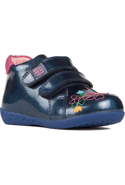 Garvalin 141905 Mavi Kız Çocuk Günlük Ayakkabı