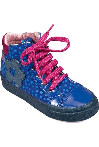 Garvalin 141920 Lacivert Kız Çocuk Casual Ayakkabı