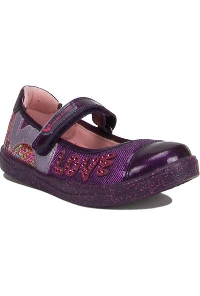 Garvalin 141960 Mor Kız Çocuk Casual Ayakkabı