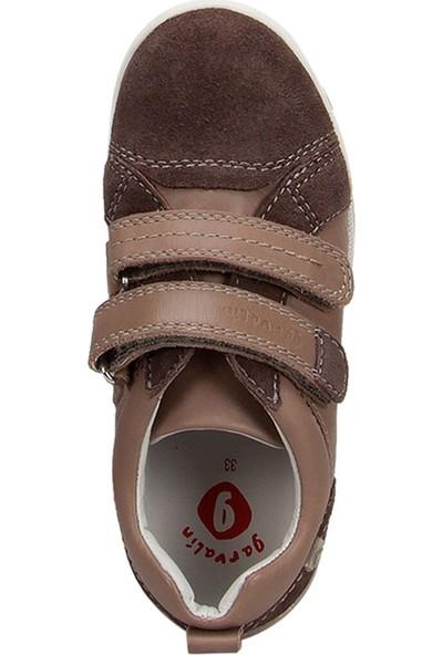 Garvalin 142520 Açık Kahve Kız Çocuk Günlük Ayakkabı