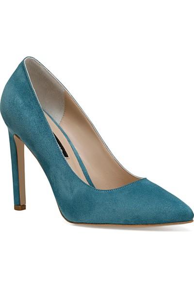 Nine West Sabıne2 Mavi Kadın Stiletto