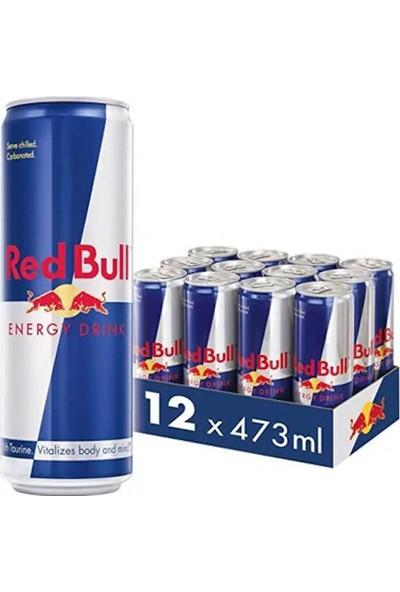 Red Bull Enerj Içeceği 12 x 473 ml