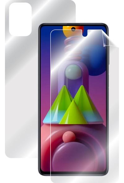 Ipg Samsung Galaxy M51 Görünmez Tam Kaplama