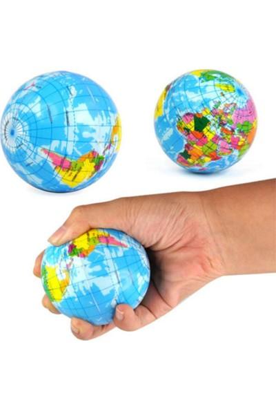 Mahendra Dünya Haritalı Stres Topu