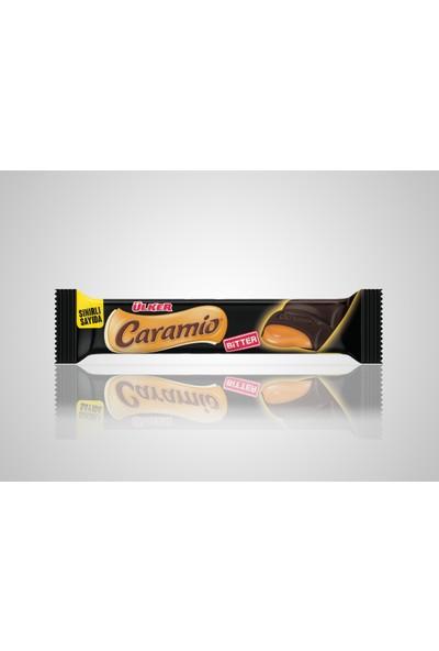 Ülker Caramio Karamelli Bitter Çikolata 32 gr