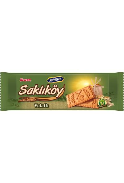 Ülker Saklıköy Yulaflı Bisküvi 91 gr