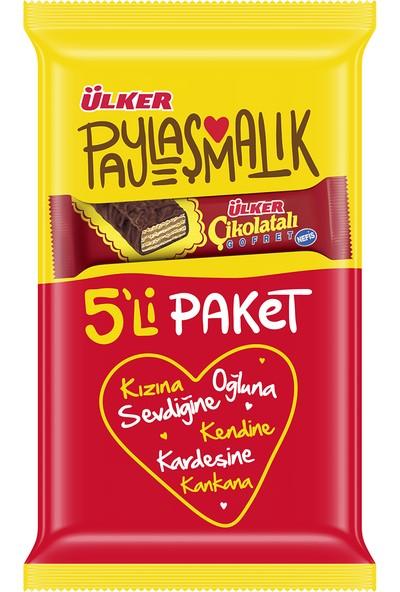 Ülker Çikolatalı Gofret 5x36 gr