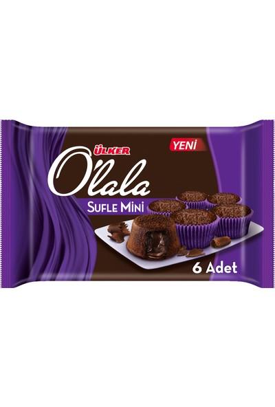 Ülker Olala Sufle Mini Kek 162 gr